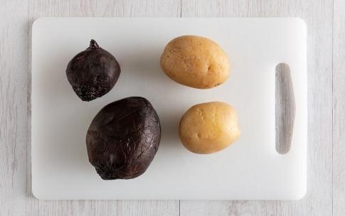 Preparazione Insalata di barbabietole e patate - Fase 1