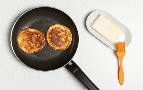 Preparazione Pancakes alla ricotta  - Fase 2