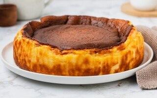Cheesecake basca