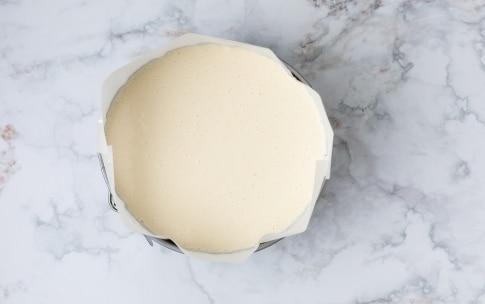 Preparazione Cheesecake basca - Fase 2
