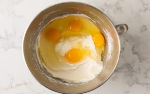 Preparazione Cheesecake cotta alla ricotta - Fase 3