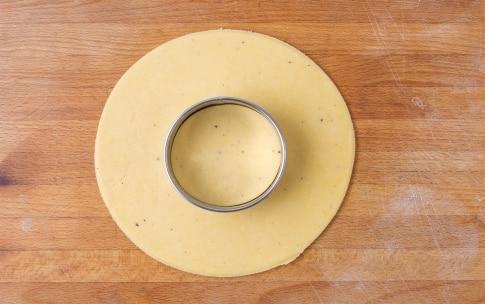 Preparazione Cream tart salata - Fase 3