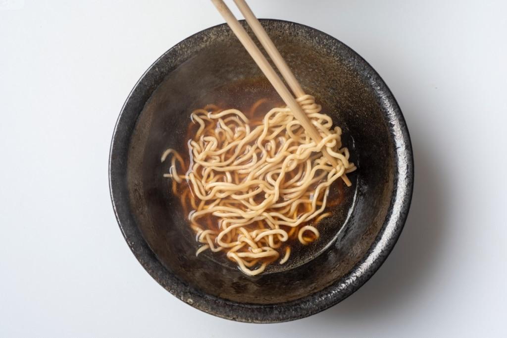 Noodles fatti in casa