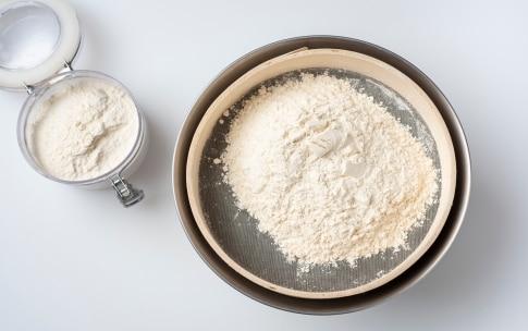 Preparazione Noodles fatti in casa - Fase 1