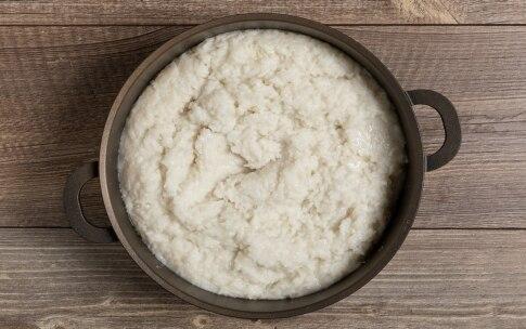 Preparazione Riso al latte di cocco - Fase 1