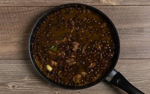 Preparazione Zuppa di ceci neri - Fase 3