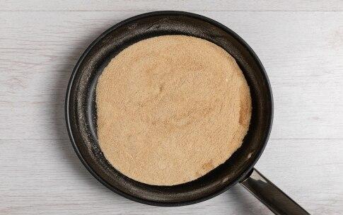 Preparazione Champurrado (cioccolata calda messicana) - Fase 1