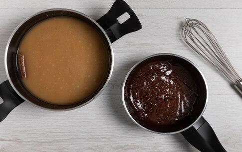 Preparazione Champurrado (cioccolata calda messicana) - Fase 2
