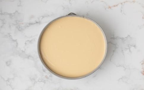 Preparazione Cheesecake cappuccino - Fase 3