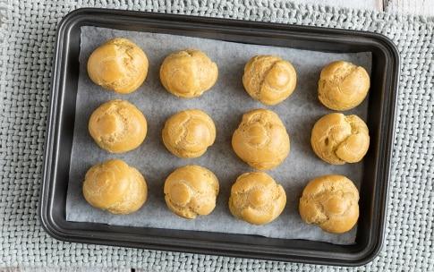 Preparazione Pasta choux - Fase 3