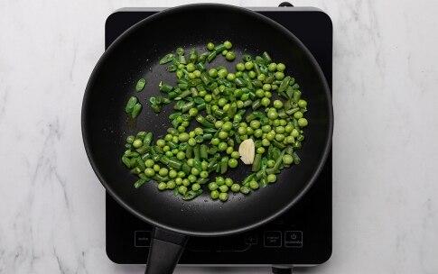 Preparazione Pasta green - Fase 1