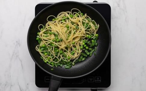 Preparazione Pasta green - Fase 2
