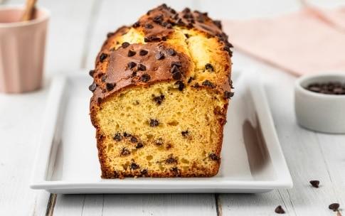 Preparazione Plumcake alla ricotta e gocce di cioccolato - Fase 4