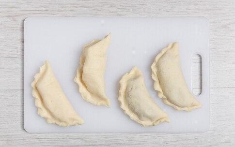 Preparazione Quesadillas fritte - Fase 5