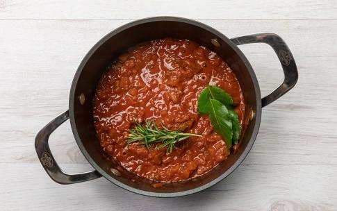 Preparazione Ragù vegetariano - Fase 2