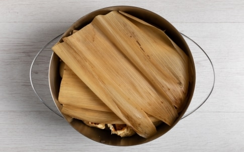 Preparazione Tamales - Fase 9
