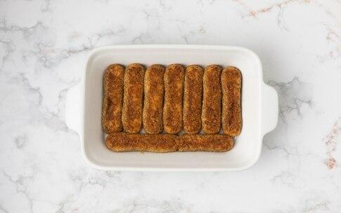 Preparazione Tiramisù al pistacchio - Fase 2