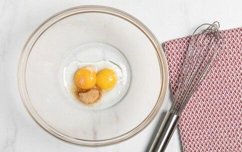 Preparazione Zabaione salato - Fase 1