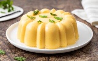 Budino alla vaniglia