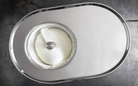 Preparazione Gelato allo yogurt - Fase 2