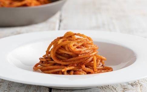 Preparazione Spaghetti all'assassina - Fase 4