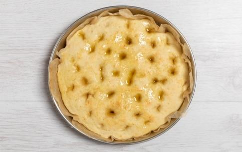 Preparazione Focaccia alla parmigiana di melanzane - Fase 3