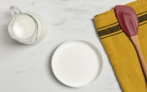 Preparazione Gelato al pistacchio - Fase 1