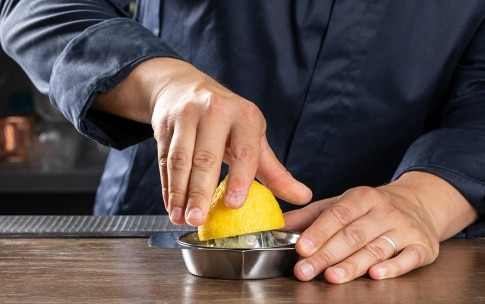 Preparazione Gin Fizz - Fase 1