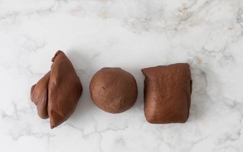 Preparazione Pan brioche al cioccolato - Fase 4