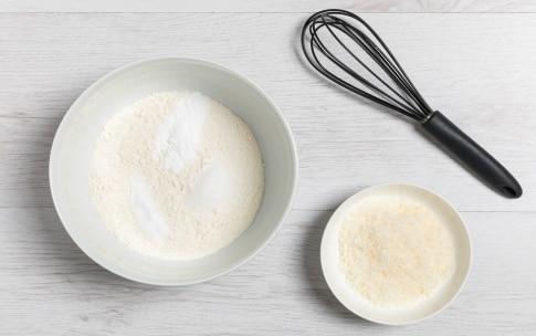 Preparazione Pancake salati al Grana Padano DOP - Fase 1