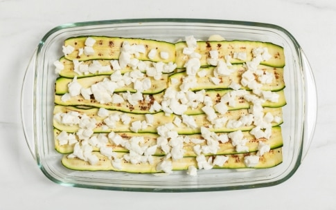 Preparazione Parmigiana di zucchine e patate  - Fase 2