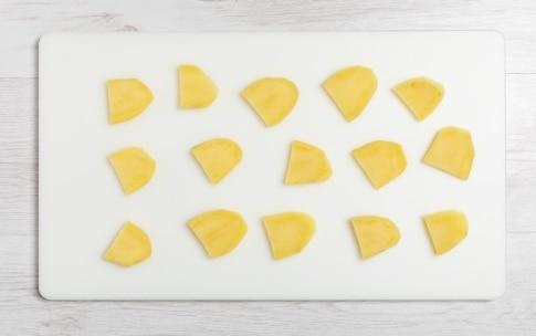Preparazione Patate croccanti al Grana Padano DOP - Fase 1