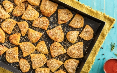 Preparazione Patate croccanti al Grana Padano DOP - Fase 4