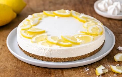 Preparazione Torta fredda al limone - Fase 3