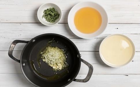 Preparazione Zucchine in carpione - Fase 1