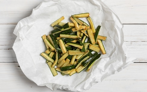 Preparazione Zucchine in carpione - Fase 2