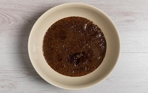 Preparazione Crema al caffè all'acqua - Fase 1