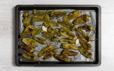 Preparazione Friggitelli al forno - Fase 2