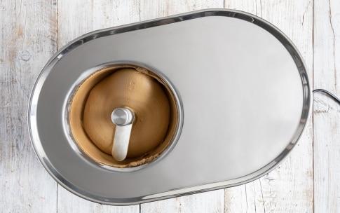 Preparazione Gelato al caffè - Fase 3