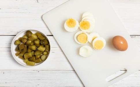 Preparazione Insalata di pollo e patate - Fase 2