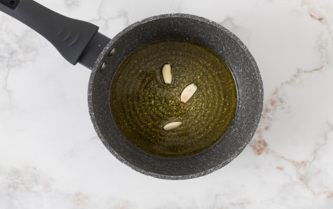 Preparazione Torta di melanzane - Fase 2