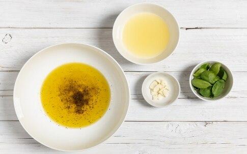Preparazione Zucchine marinate - Fase 2
