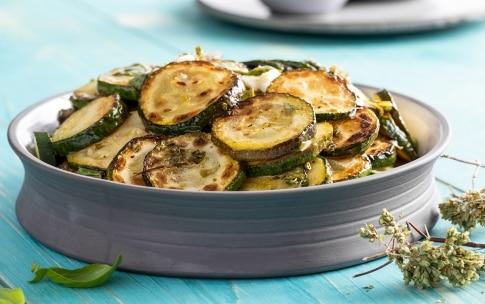 Preparazione Zucchine marinate - Fase 3