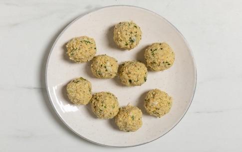 Preparazione Falafel - Fase 3
