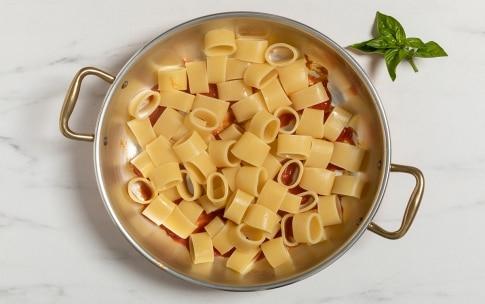 Preparazione Pasta alla sorrentina - Fase 2