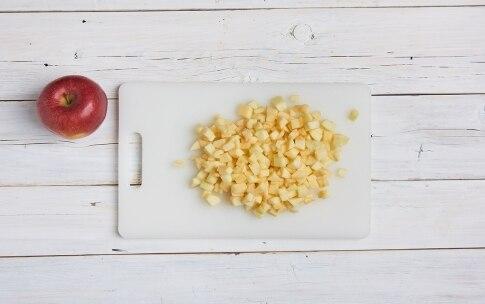 Preparazione Tonnarelli al pecorino con Mele Alto Adige IGP  - Fase 1