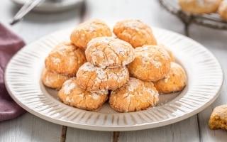 Biscotti di carote e mandorle