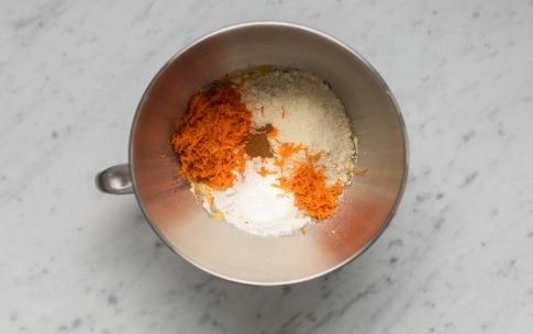 Preparazione Biscotti di carote e mandorle - Fase 3