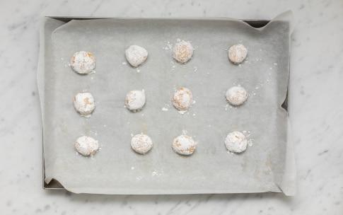 Preparazione Biscotti di carote e mandorle - Fase 4