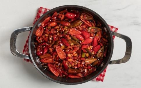 Preparazione Confettura di peperoncini piccanti - Fase 3
